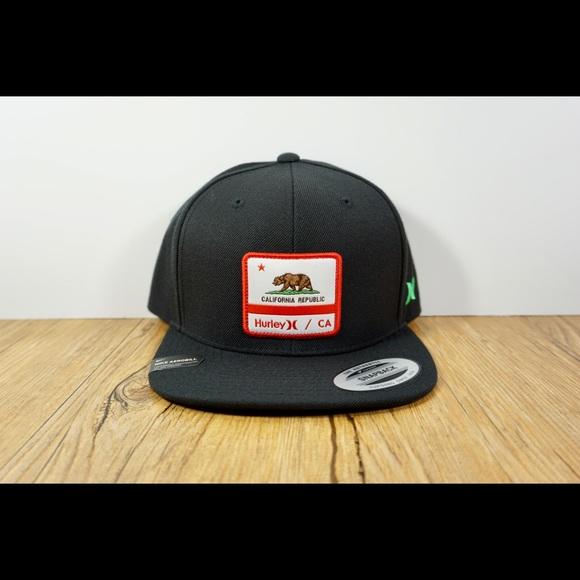 huge discount c5e9c 6eb53 ... sale hurley cali destination snapback hat cap 1b737 94158